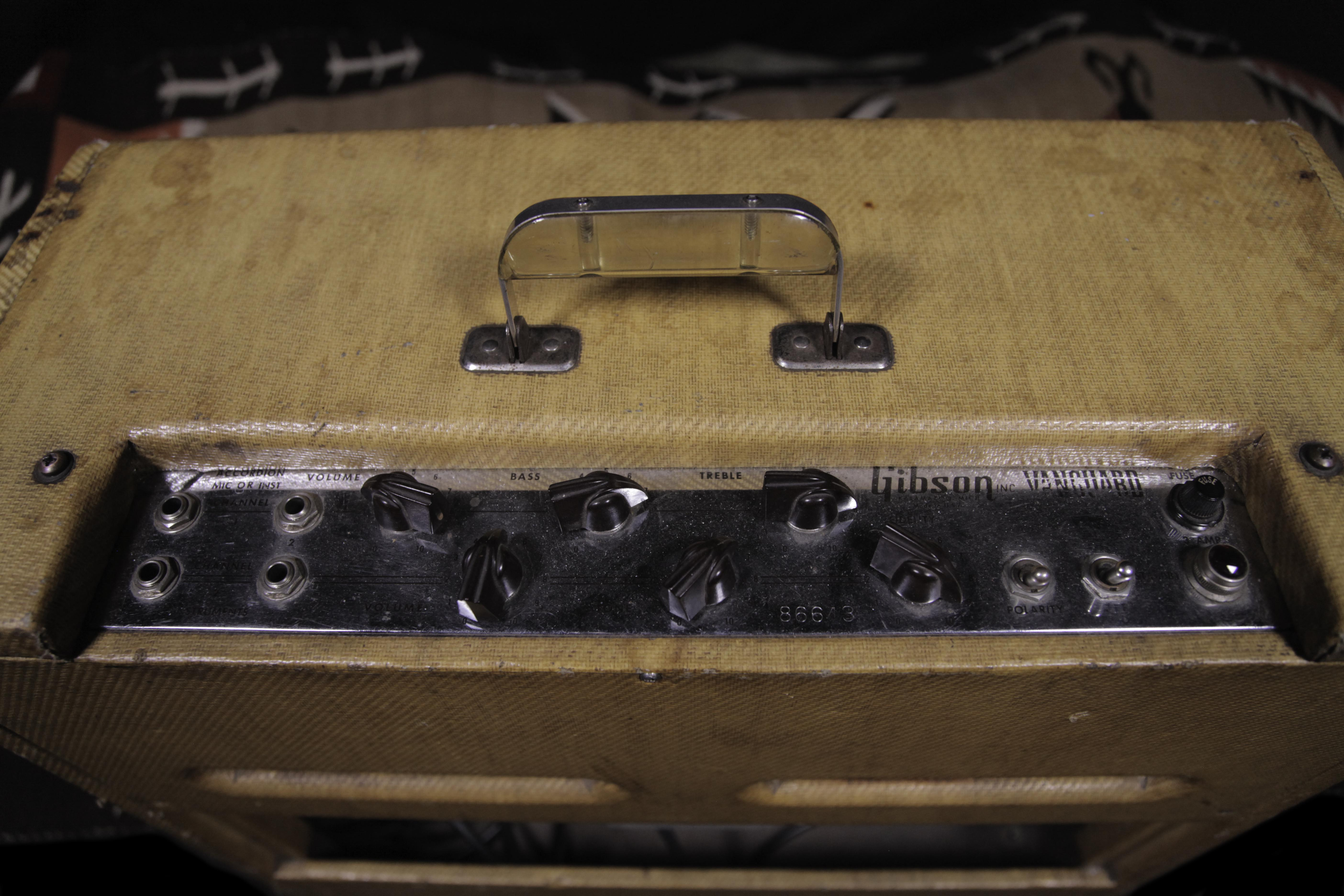 Amps | Rumble Seat Music